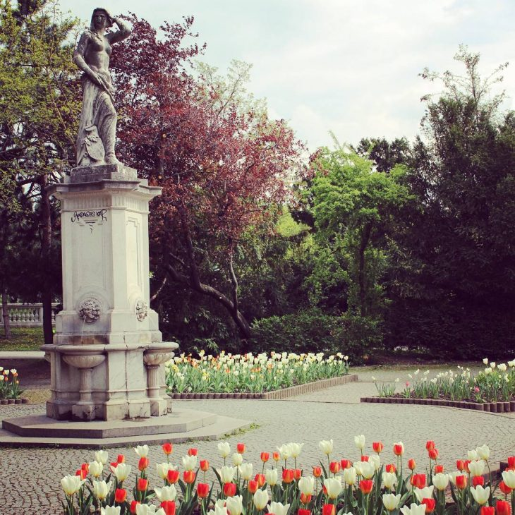 Of all Viennas beautiful parks Stadtpark was my favourite! springhellip