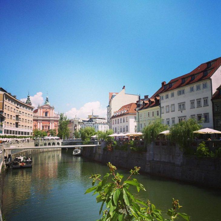 Im really loving Ljubljana its definitely my kind of city!hellip
