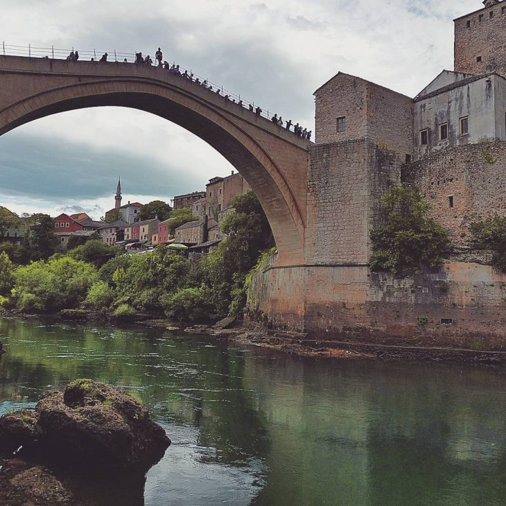 Mostar didnt really wow us on the whole but thehellip
