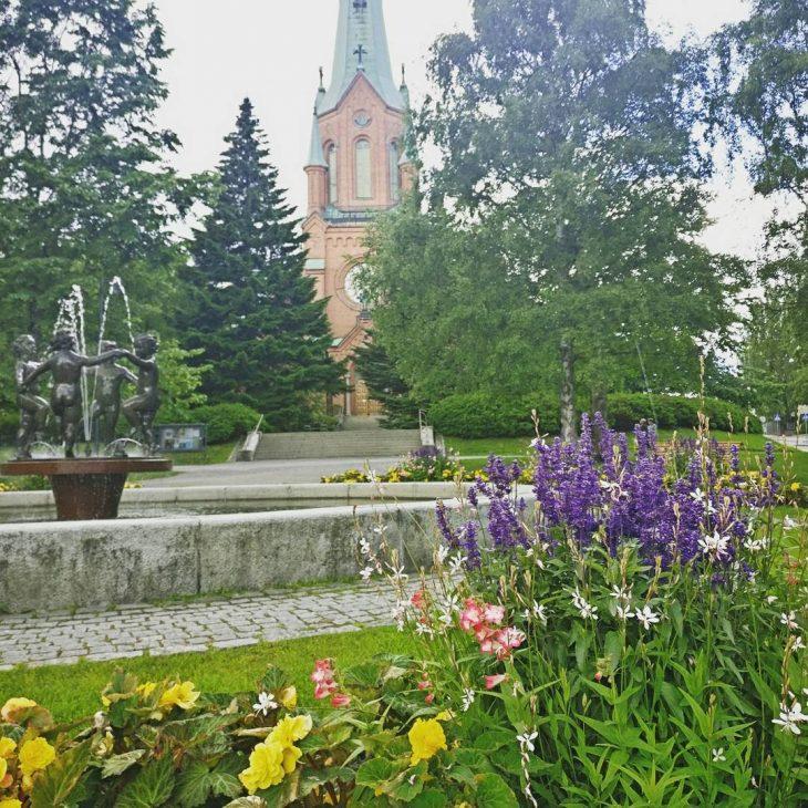 Tampere sweet Tampere tampere finland visittampere summer photooftheday