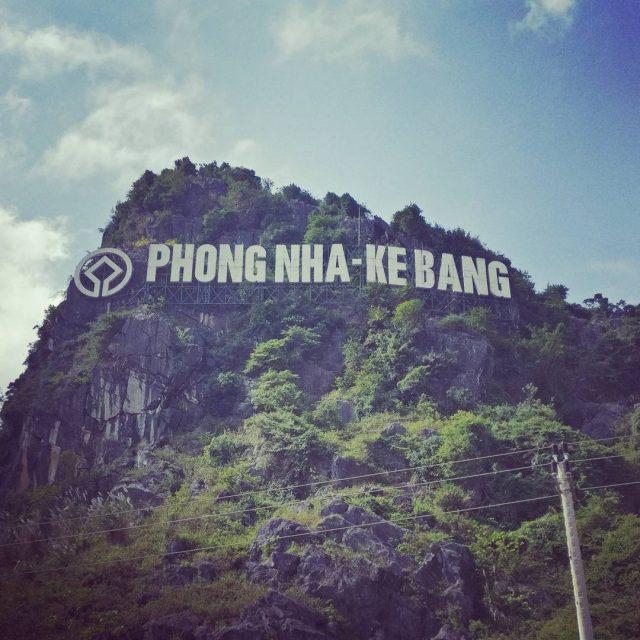 Tiedt ainakin mihin olet saapunut! phongnhakebang nationalparks vietnam