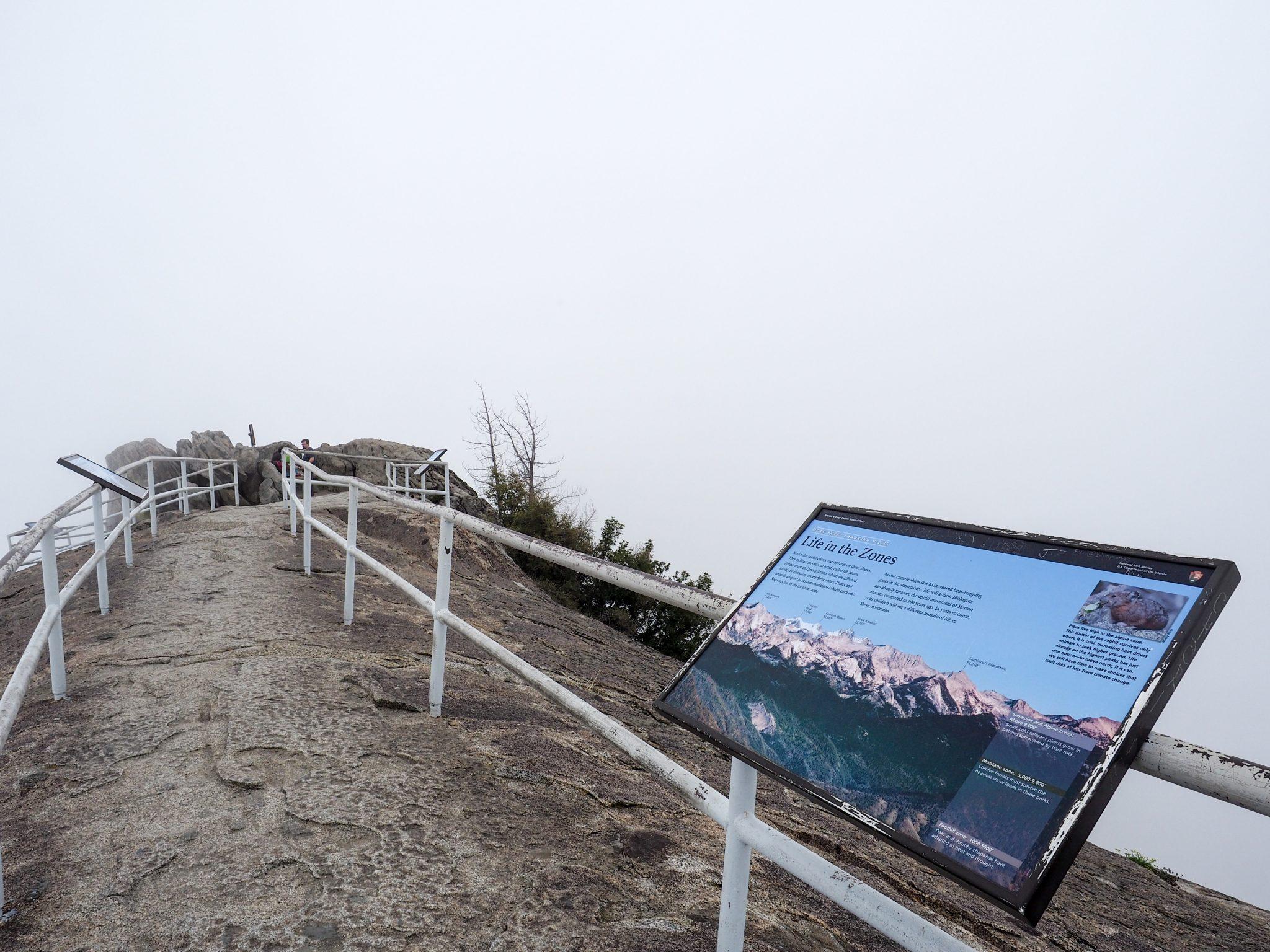 moro rock sequoia kansallispuisto
