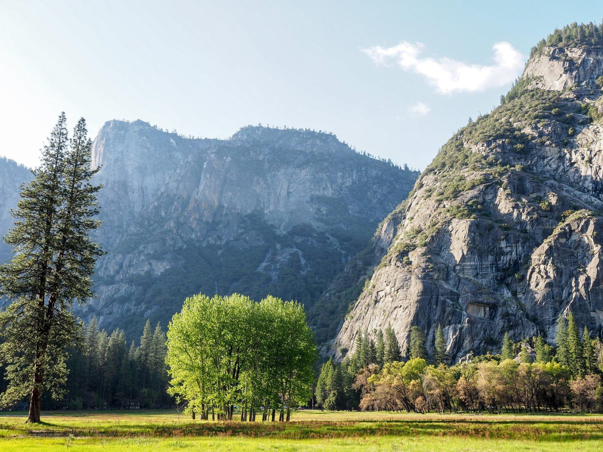 yosemiten kansallispuisto