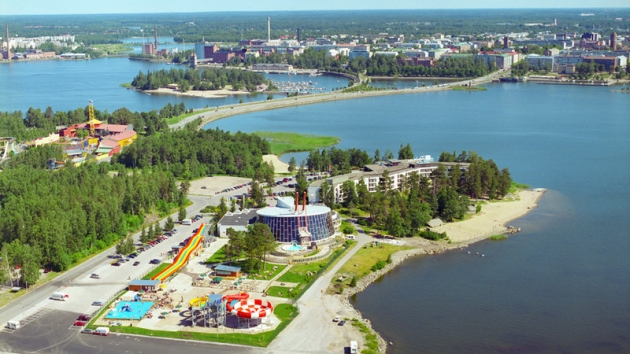 Pärnu Vesipuisto