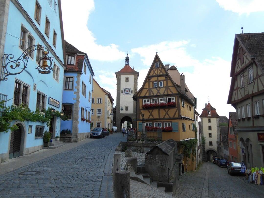 Saksan 16 osavaltiota ja käydyt kaupungit - ReiseReise