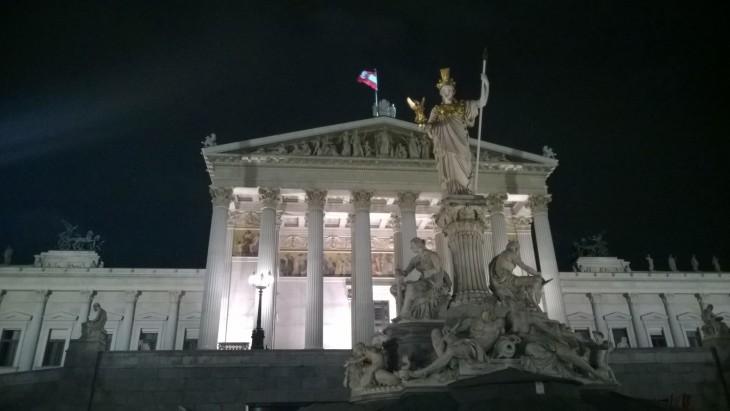 Vienna Parlament