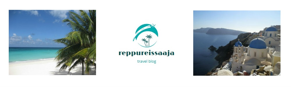 Reppureissaaja – Travel blog