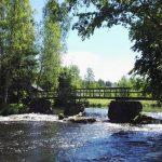 Lhiseutumatkalla Kuortaneella sarvikkaankosket kuortane visitetelpohjanmaa finland summer nature kes