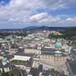 Sightseeing in Salzburg austria salzburg cityview travel landscape ranskattarenreissut visitaustriahellip