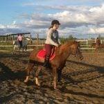 Parasta just nyt! heppatytt poni horses riding yliesteiden ratsastus