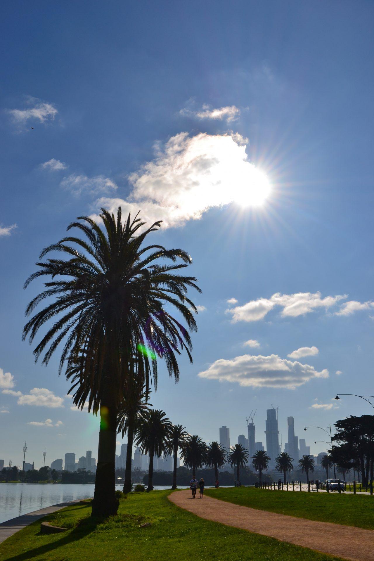 Viime viikot kuvina - Melbourne lockdownien välillä