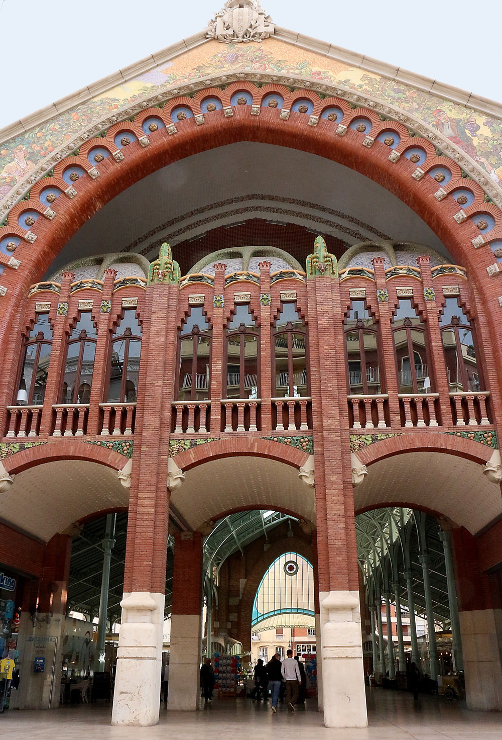 Colon market place