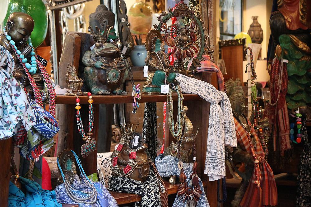 Girona shoppailu