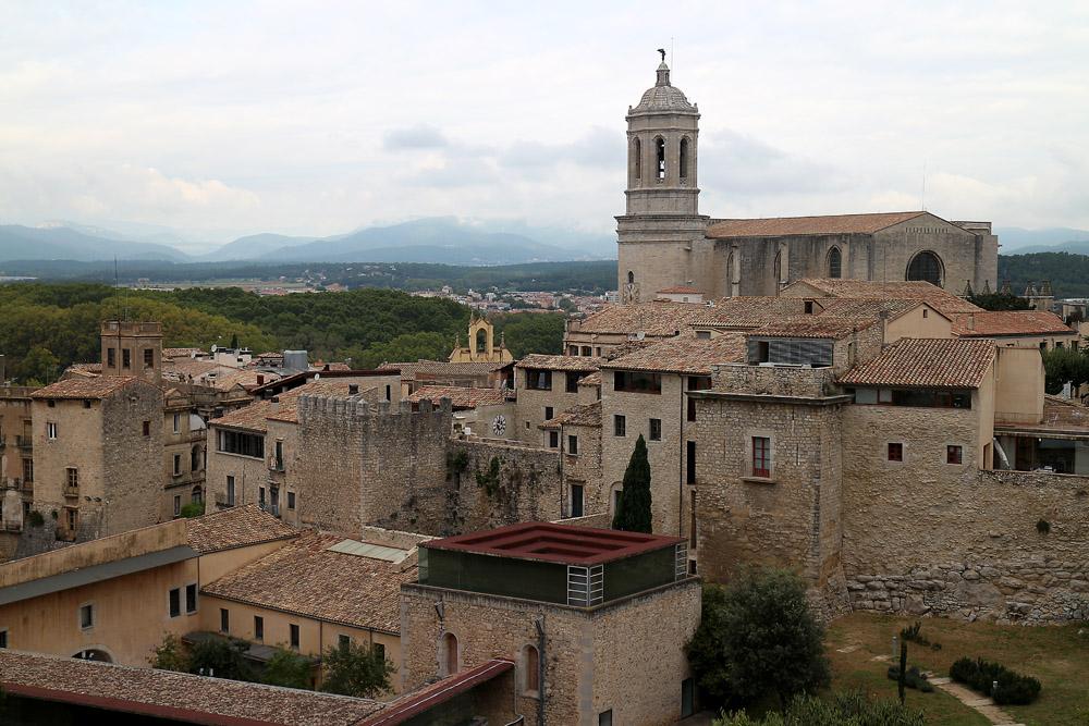 Girona vanhakaupunki