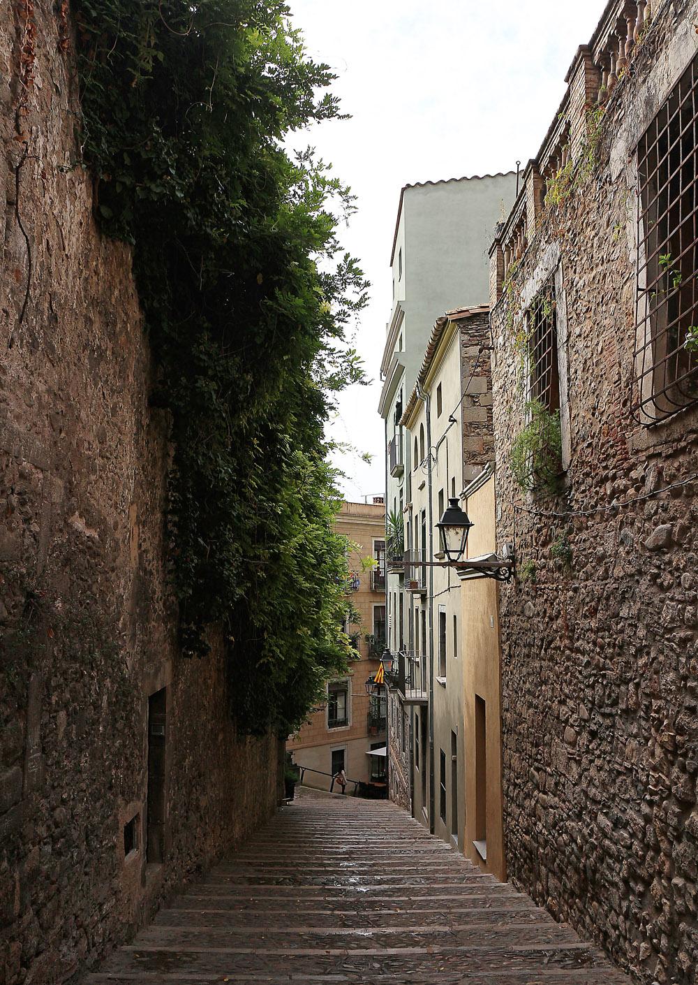 Girona vanhakaupunki3