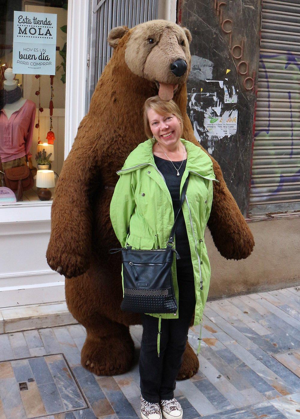 Karhun kanssa