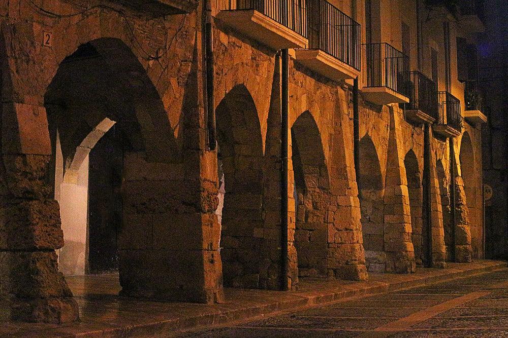Tarragona muureja