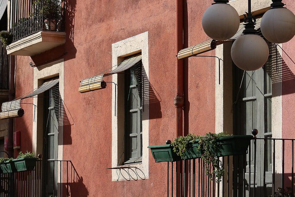 Tarragona taloja