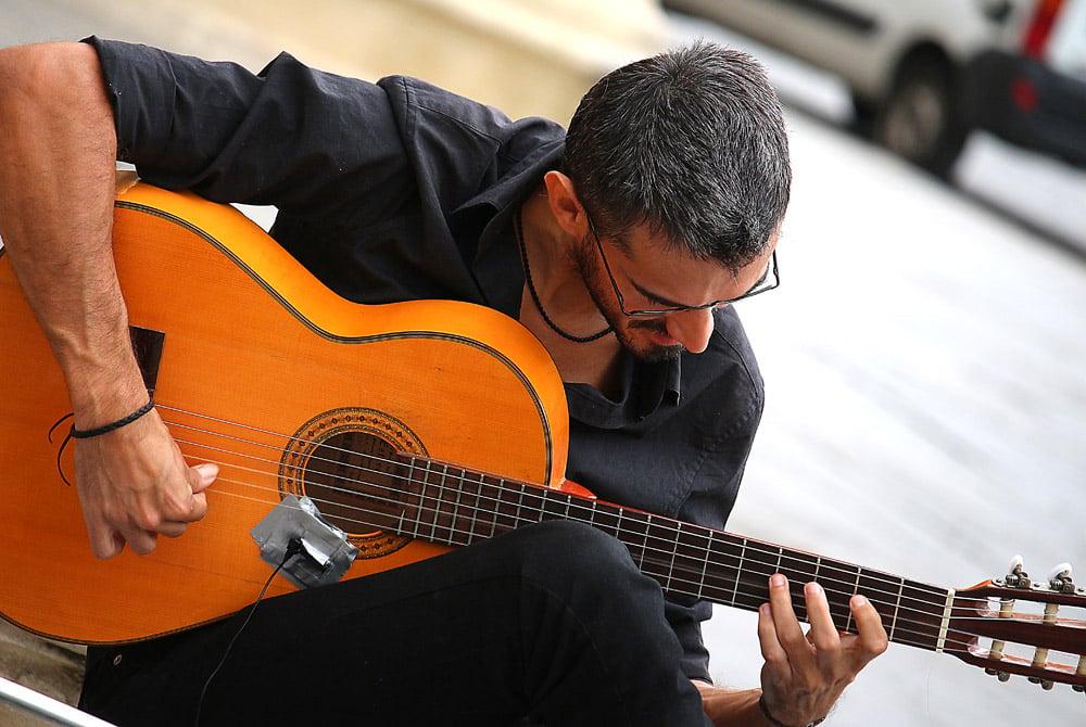 Flamencokitaristi