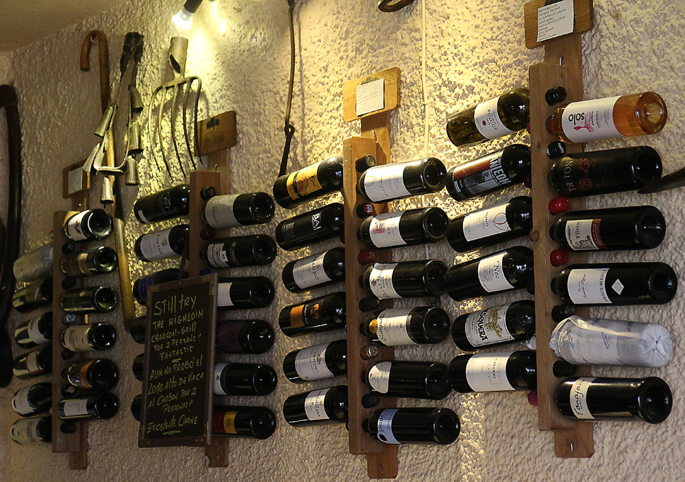 Marbella viinejä