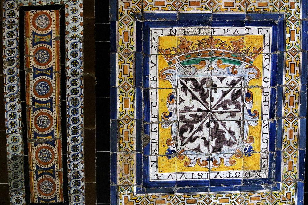Sevilla kaakelit