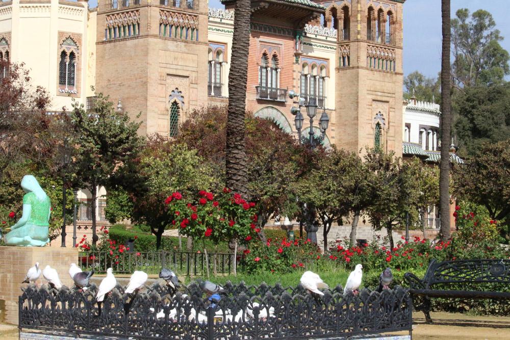 Sevilla puistot