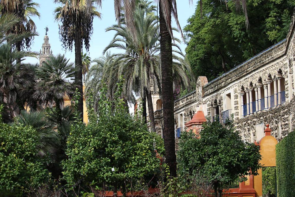 Sevilla puistot2