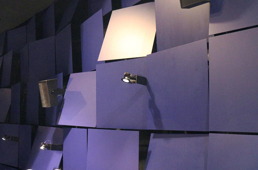 teatterin seinä