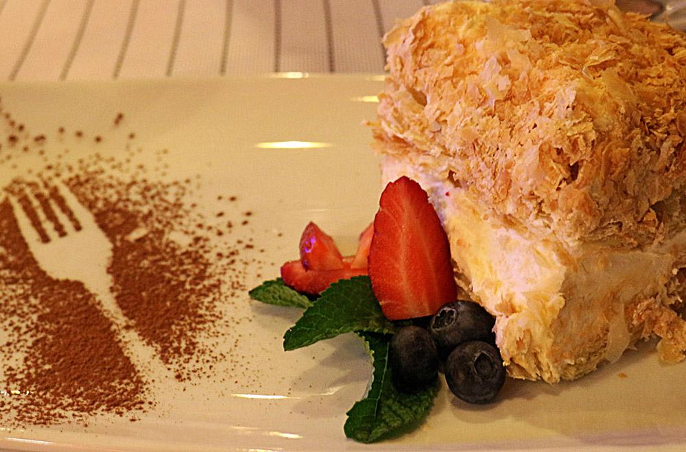 Napoleon kakku