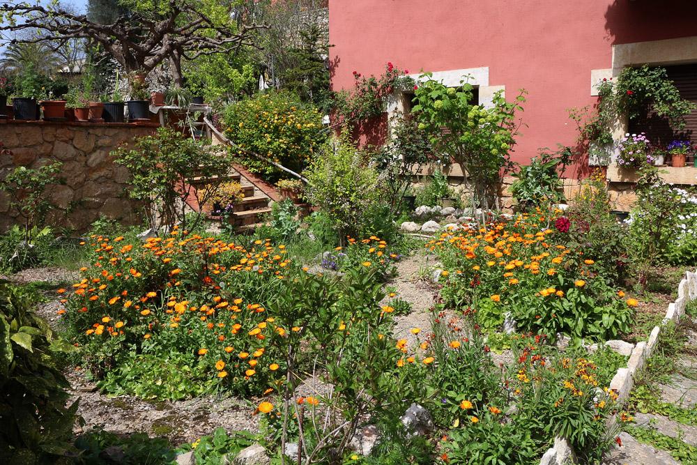 Girona ja kukat