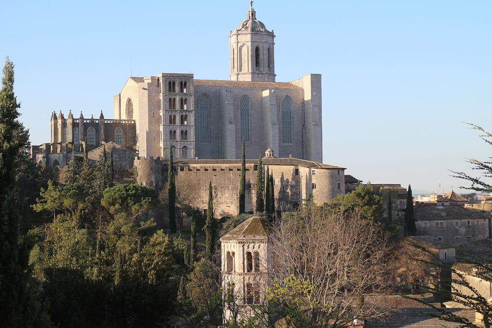 Girona kirkko