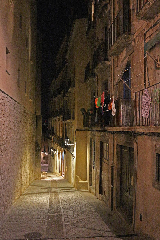 Girona yöllä
