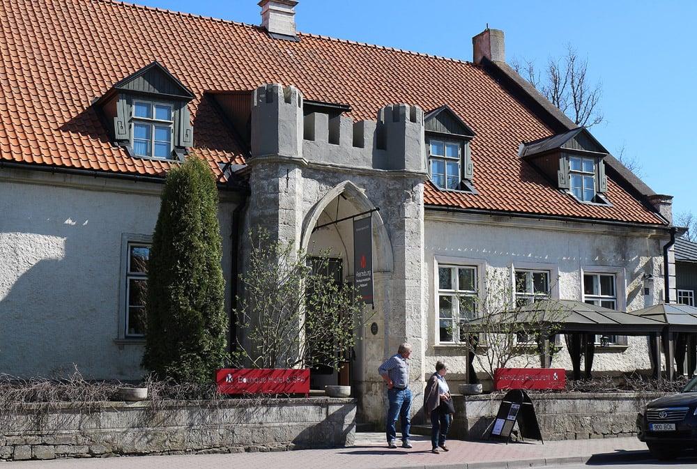 Arensburg hotel