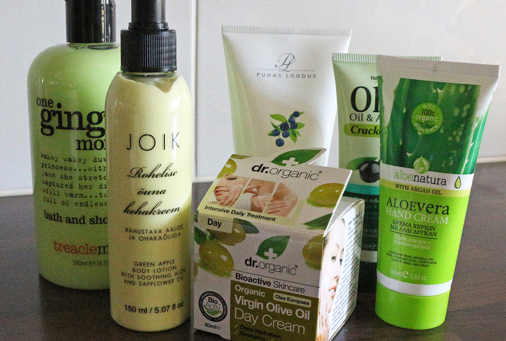 Virolaista kosmetiikkaa