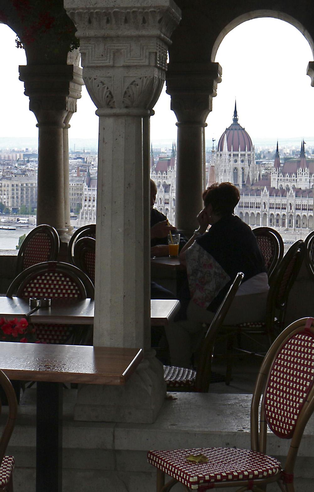 Budapest kahvilat