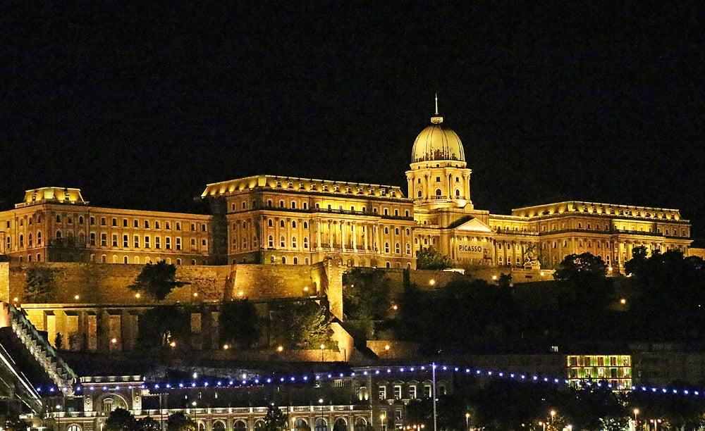 Budapest kuninkaanlinna