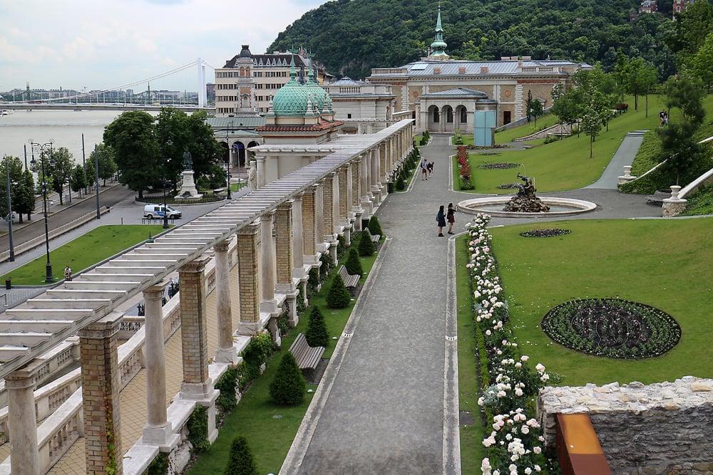 Budapest puistot