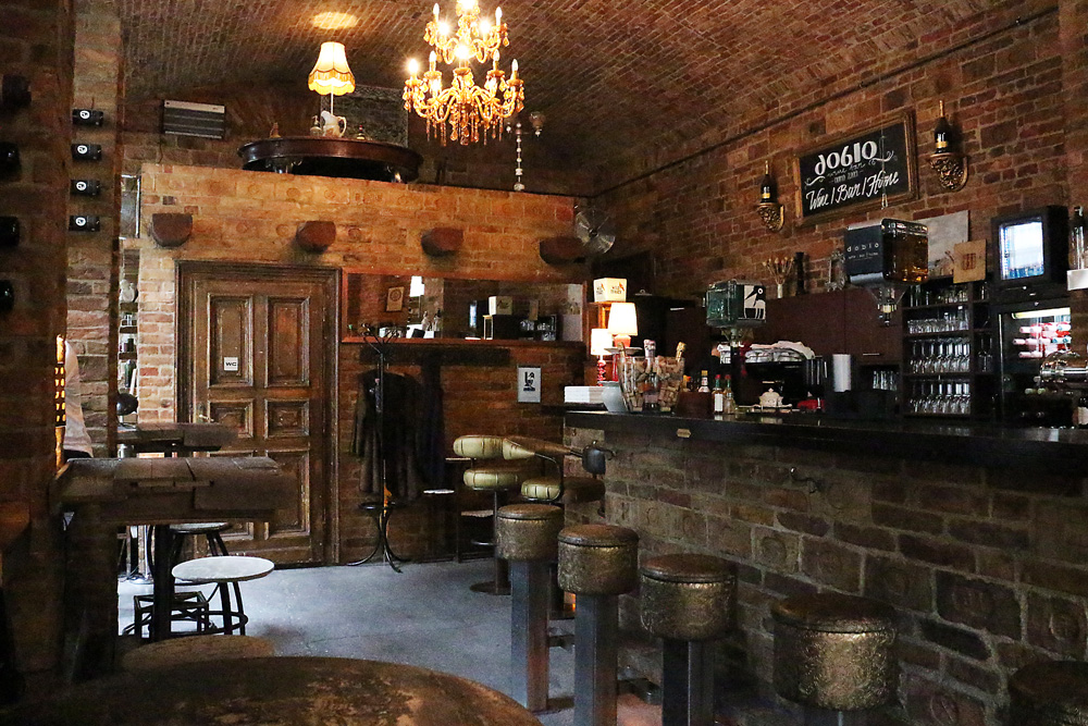 Doplo wine bar