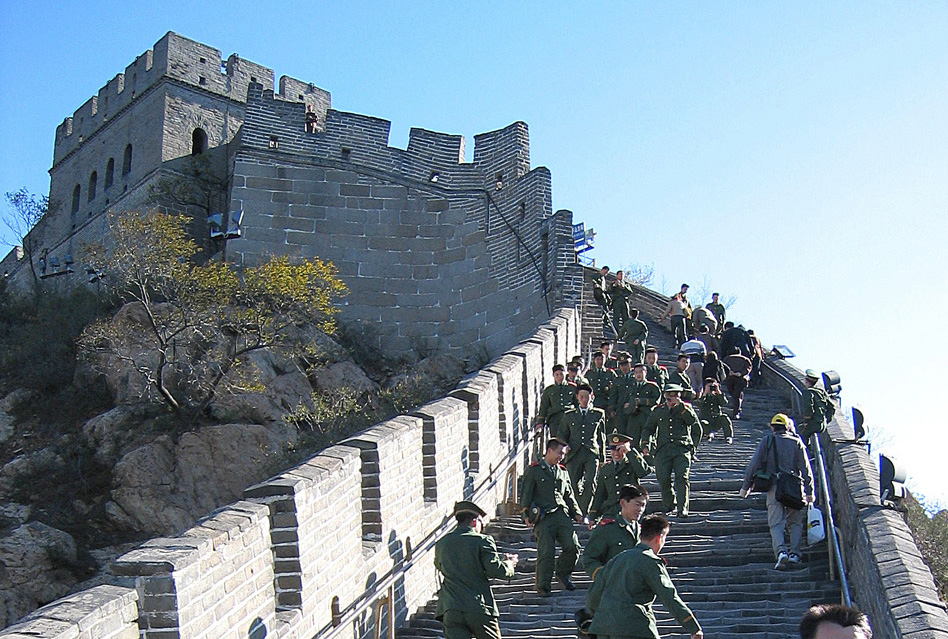 Kiinan muuri1