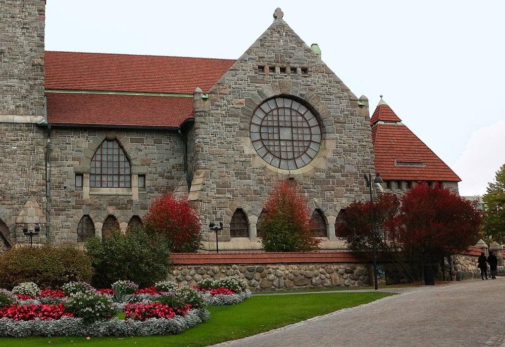Tampere kirkko