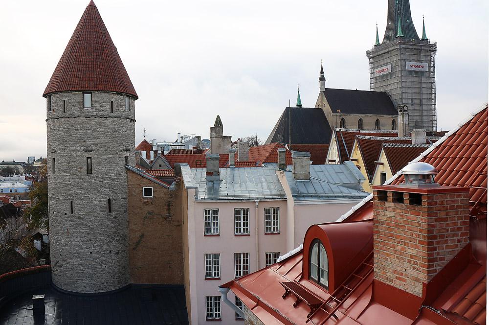 Löydä käsityökaupat Tallinnasta! Tässä mainio päiväreitti käsityöshoppailijalle