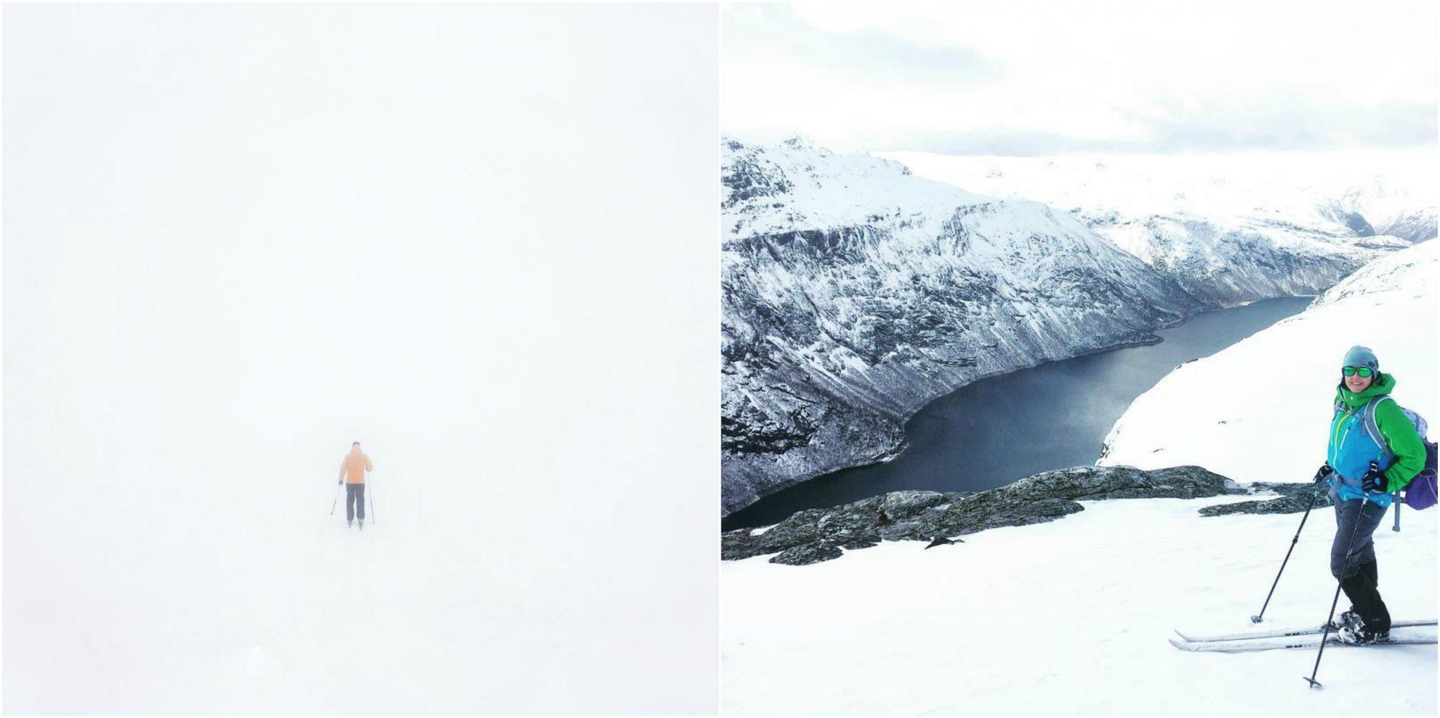 Hiihtämään Norjaan / Satu VW / Satumilla-blogi