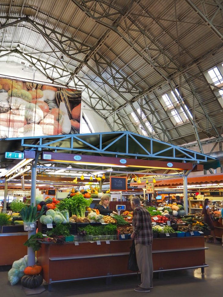 riika central market