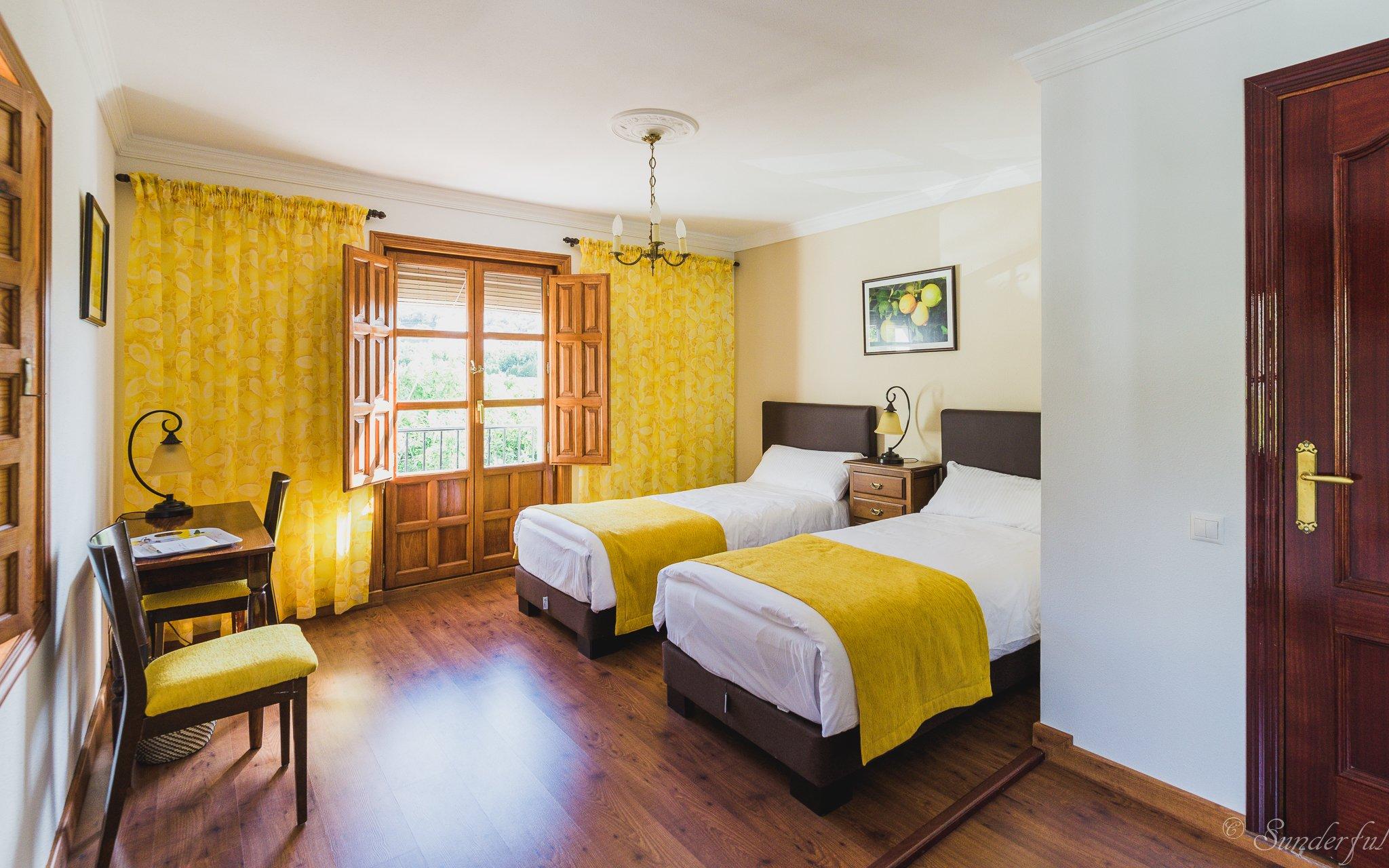 Hotel Finca el Cortijillo Sitruunahuone