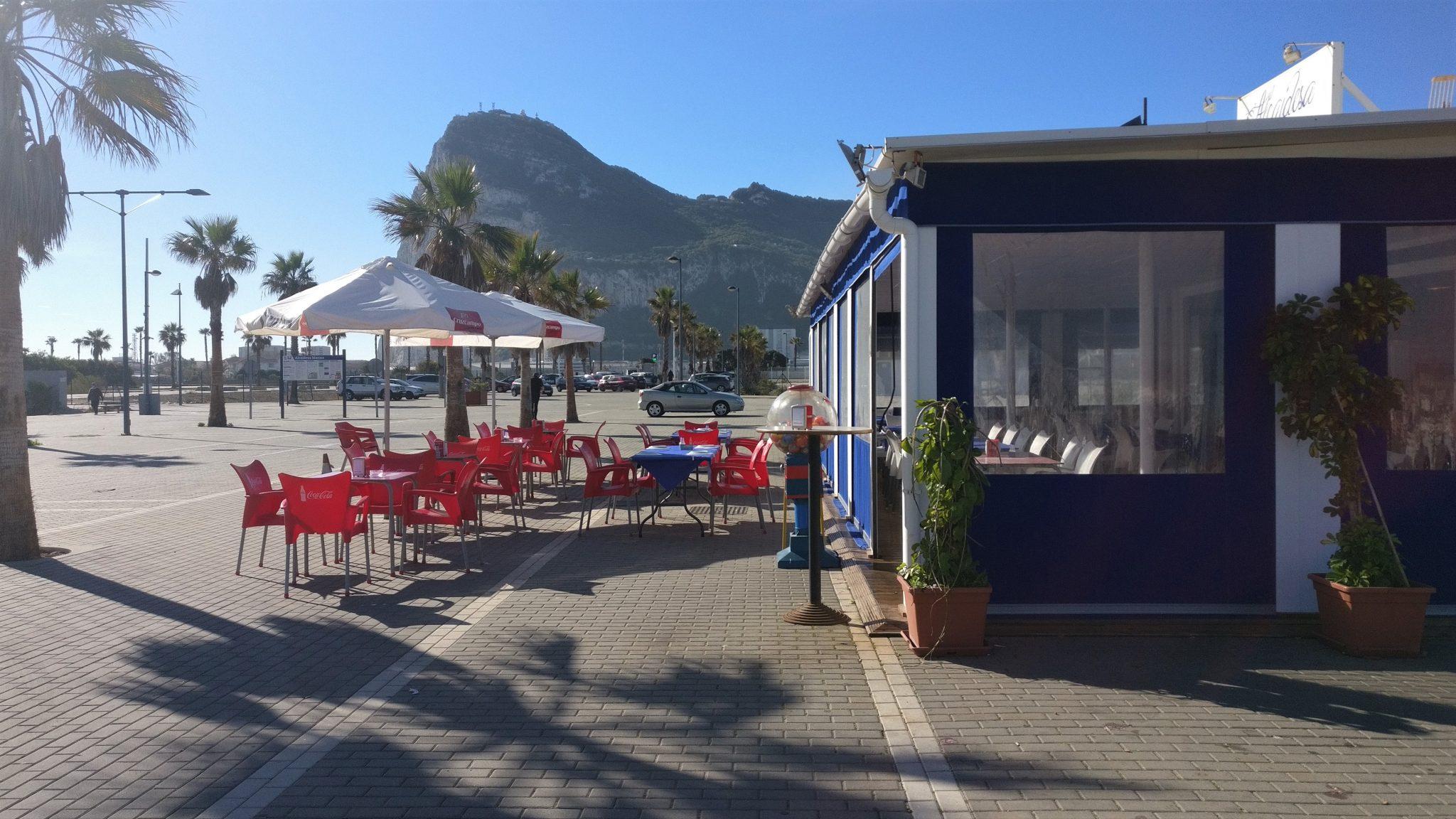 Päiväretki Gibraltarilla