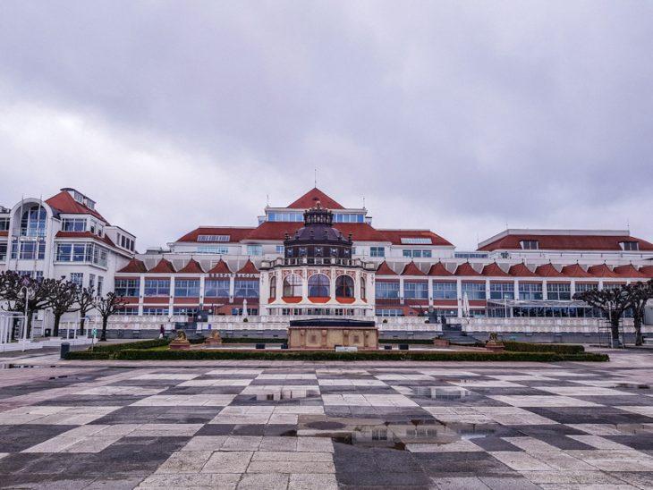 hotelli Sopotissa