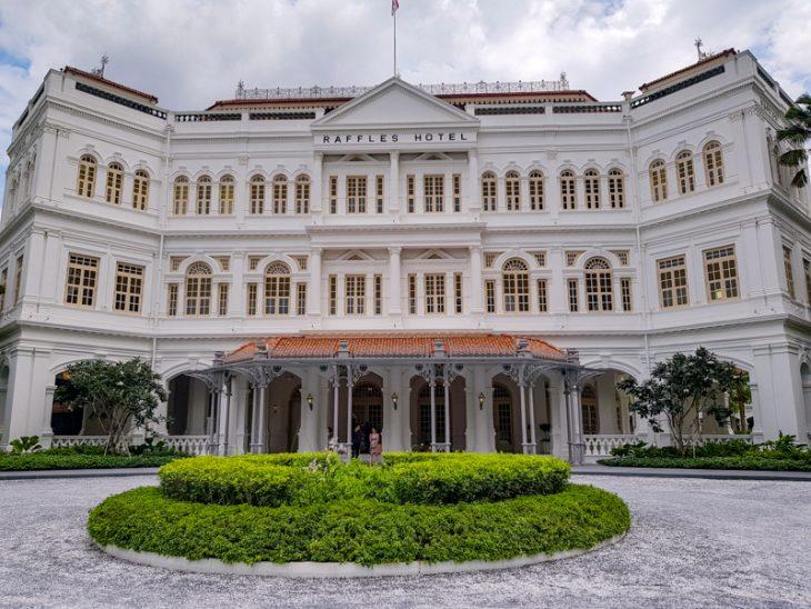 Hotellisuositus Singapore