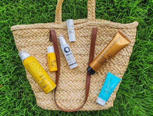 parhaat aurinkorasvat ihon suojaamiseen