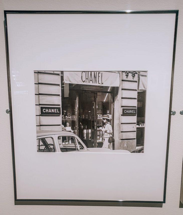 Coco Chanel taulu
