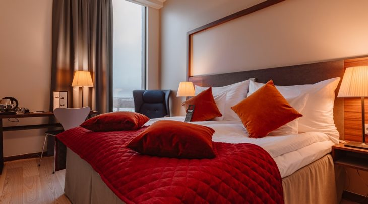 Clarion hotellihuone